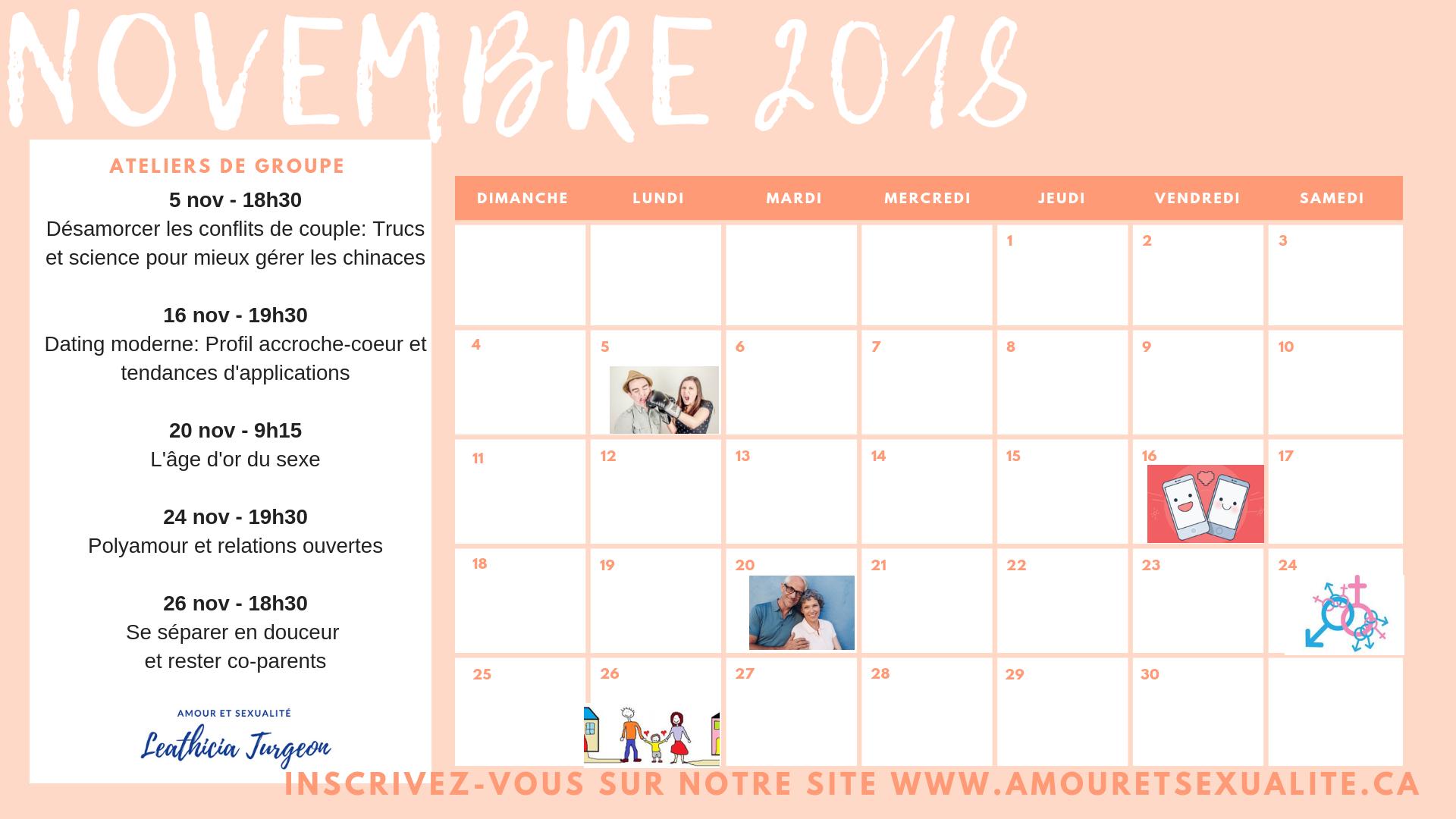 Calendrier des activités oct-nov-déc 2018 (3)